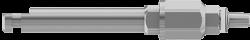 Adaptor scurt de port-implant